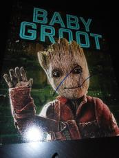 VIN DIESEL SIGNED AUTOGRAPH 8x10 PHOTO IN PERSON GUARDIANS OF THE GALAXY 2 X10