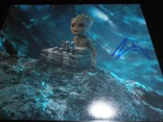 VIN DIESEL SIGNED AUTOGRAPH 8x10 PHOTO IN PERSON GUARDIANS OF THE GALAXY 2 X5
