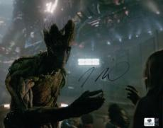 Vin Diesel Signed Autographed 8X10 Photo Guardians Of The Galaxy Groot GA769558