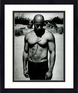Vin Diesel Signed - Autographed Fast and Furious 8x10 inch Photo - Guaranteed to pass BAS - Dominic Toretto