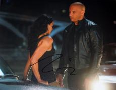 Vin Diesel Signed - Autographed Fast and Furious 8x10 Photo - Dominic Toretto