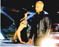 Vin Diesel Signed - Autographed Fast and Furious 8x10 inch Photo - Guaranteed to pass PSA or JSA - Dominic Toretto - RARE Longer Signature