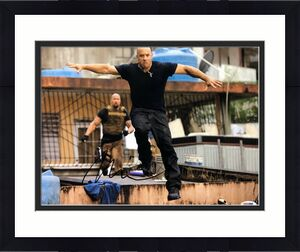 Vin Diesel Signed Fast & Furious 11x14 Photo *Dominic Toretto PSA Y86433
