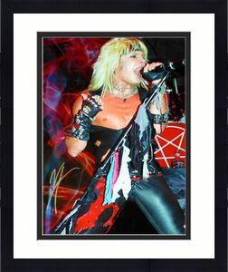 Vince Neil Autographed 16x20 Photo (JSA)