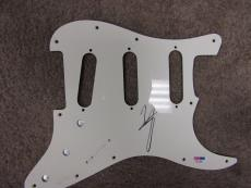 Vince Neil autographed signed Guitar Pic Guard PSA / DNA COA