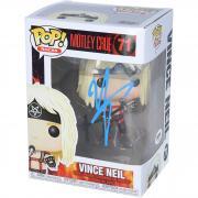 Vince Neil Motley Cure Autographed #71 Funko Pop! - PSA