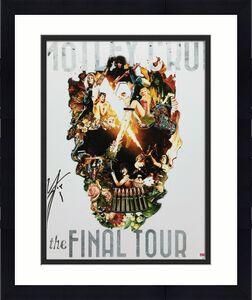 Vince Neil Signed 11x14 Photo *Motley Crue *Musician PSA 6A13898