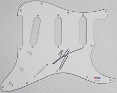 Vince Neil Signed Motley Crue Guitar Pick Guard Pick Guard PSA/DNA ITP COA Auto