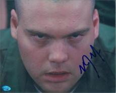Vincent D Onofrio autographed 8x10 photo (Full Metal Jacket Leonard Gomer Pyle) Image #SC1