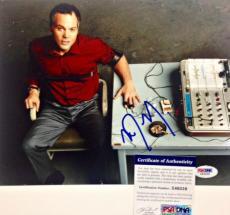 VINCENT D'ONOFRIO Autograph LAW & ORDER Signed 8x10 Photo PSA/DNA COA Auto