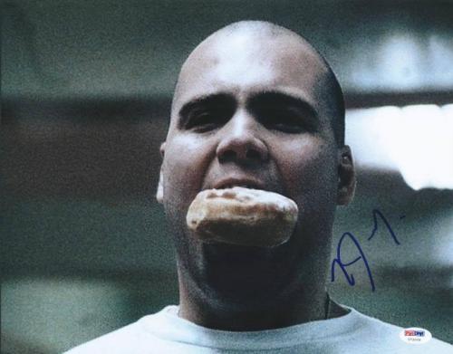 Vincent D'Onofrio Full Metal Jacket Signed 11X14 Photo PSA/DNA #U72008