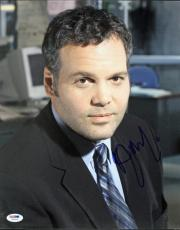 Vincent D'Onofrio Law And Order Signed 11X14 Photo PSA/DNA #I86026