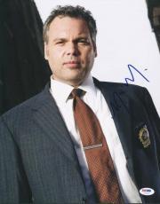 Vincent D'Onofrio Law & Order Signed 11X14 Photo PSA/DNA #U72001