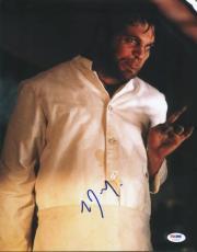 Vincent D'Onofrio Men In Black Signed 11X14 Photo PSA/DNA #U72009