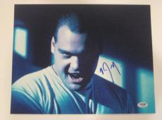 VINCENT D'ONOFRIO Signed 11x14 FULL METAL JACKET PHOTO w/ PSA COA