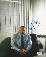 VINCENT D'ONOFRIO Signed 8 x10 PHOTO with PSA/DNA COA