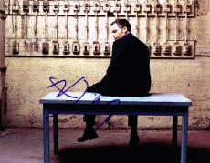 VINCENT D'ONOFRIO signed 8x10 photo LAW AND ORDER COA