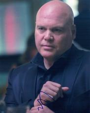 Vincent D'Onofrio Signed 8X10 Photo Marvel Daredevil Law and Order Autograph COA
