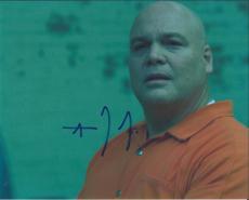VINCENT D'ONOFRIO Signed Autographed 8x10 Photo Daredevil Wilson Fisk