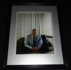 Vincent D'Onofrio Signed Framed 8x10 Photo AW Law & Order B