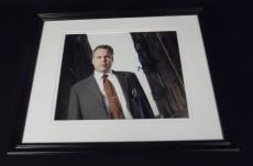 Vincent D'Onofrio Signed Framed 8x10 Photo AW Law & Order C