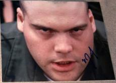 Vincent D'onofrio Signed Full Metal Jacket Psycho Photo
