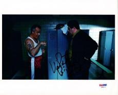 Vincent Pastore Autographed Signed 8x10 Photo The Sopranos PSA/DNA #U94677
