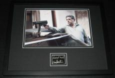 Vincent Pastore Signed Framed 11x14 Photo Display The Sopranos