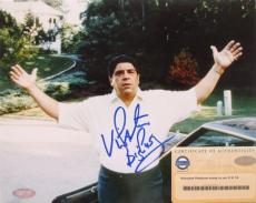 Vincent Pastore Signed Sopranos 8x10 Photo Steiner