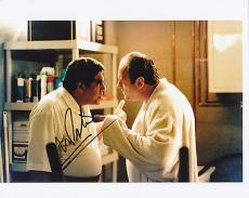 "VINCENT PASTORE  THE SOPRANOS ""BIG PUSSY'   SIGNED 8x10"