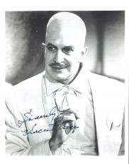 "VINCENT PRICE as EGGHEAD in 1960's TV Series ""BATMAN"" (Passed Away 1993) 8x10 B/W Photo"