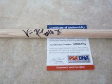 Vinnie Paul Pantera HellYeah Signed Autographed Drumstick PSA Certified #6