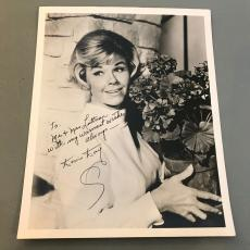 ​Vintage 1960's Doris Day Signed Autographed Original Photo With JSA COA