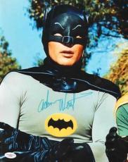 Vintage - Adam West (Batman) signed 11x14 photo -JSA #F87946