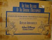 Vintage Fantasia The Final Release Of The Original Masterpiece Movie Standee