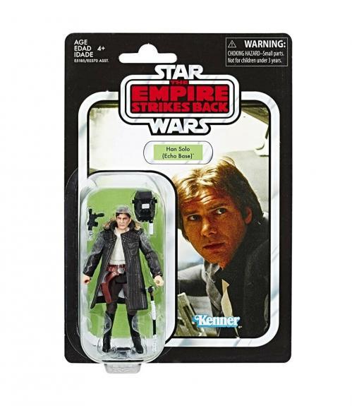 "VINTAGE SEALED 2018 Star Wars Vintage Collection Han Solo 3.75"" Action Figure"
