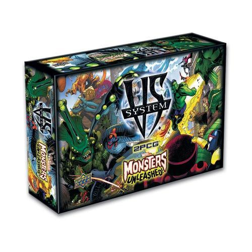 VS System® 2PCG®: Marvel Monsters Unleashed - Upper Deck