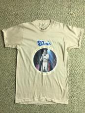 Vtg Elvis Presley Shirt Kids Size XL 14-16 White Jumpsuit King of Rock n Roll