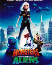 Wallace Wolodarsky Signed 8x10 Photo w/COA Monsters vs Aliens The Simpsons