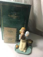 "Walt Disney Classics Figurine Cinderella ""They Can't Stop Me From Dreaming"" COA"