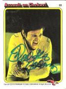 """WALTER KOENIG as CHEKOV on """"STAR TREK"""" Signed STAR TREK CARD"""