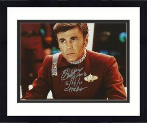 Walter Koenig Signed Star Trek VI The Undiscovered Country 8x10 Photo