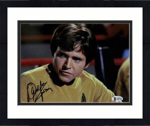 Walter Koenig Star Trek Signed 8x10 Photo Autographed BAS #F84705
