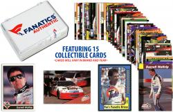 Darrell Waltrip Collectible Lot of 15 NASCAR Trading Cards - Mounted Memories