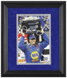 Michael Waltrip Autographed Photo