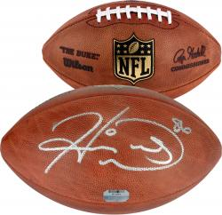 Hines Ward Pittsburgh Steelers Autographed Pro Football