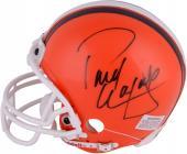 Paul Warfield Cleveland Browns Autographed Riddell Mini Helmet