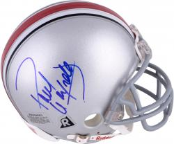 Paul Warfield Ohio State Buckeyes Autographed Riddell Mini Helmet