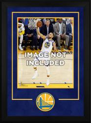 "Golden State Warriors Deluxe 16"" x 20"" Frame"
