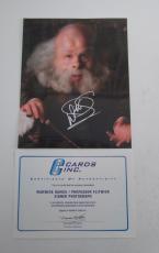Warwick Davis Signed Harry Potter Professor Filius Flitwick 8x10 Photo Auto COA
